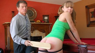 Firm Hand Spanking free